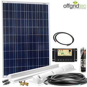 Wohnmobil Solaranlage Basic Starter 12V
