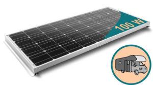 100W Solar-Wohnmobil-Set