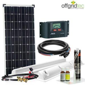 Offgridtec Solaranlage für Wohnwagen Sm100