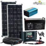 Solaranlage Autark M-Master