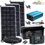 Solaranlage Autark XL-Master